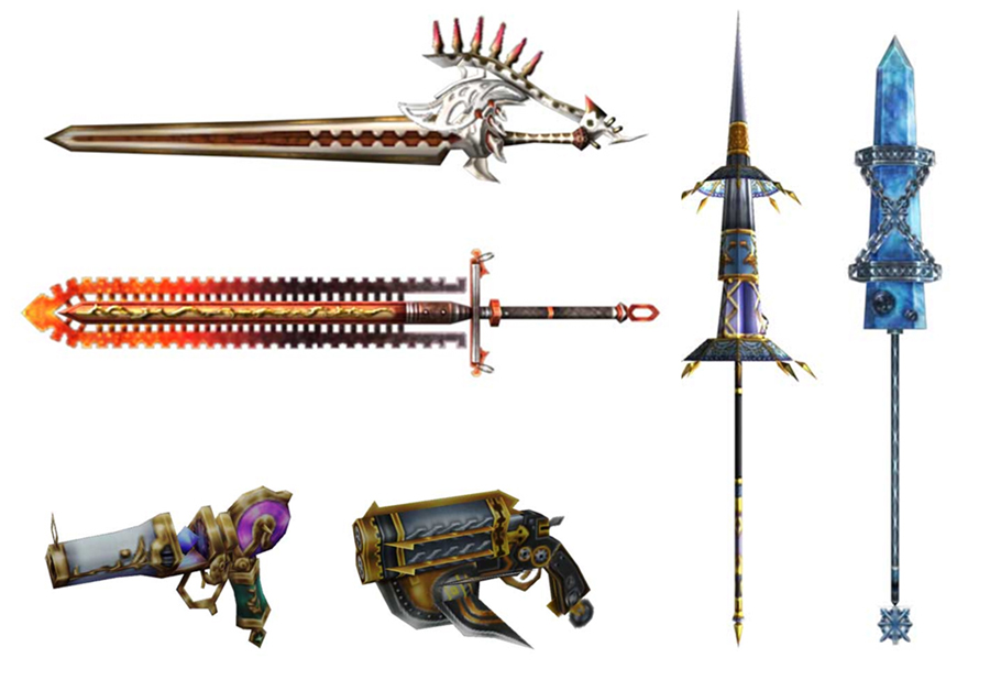 FinalFantasyAgito_Weapon